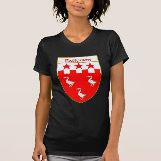 Patterson Coat of Arms/Family Crest T-Shirt