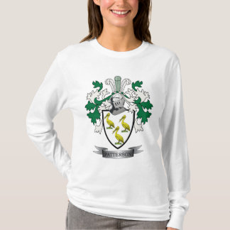 Patterson Family Crest Coat of Arms T-Shirt