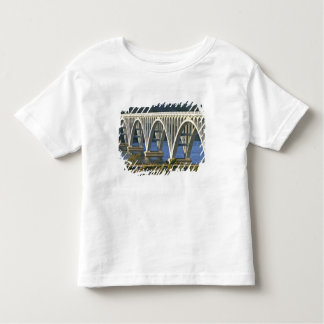 Patterson Memorial Bridge highway 101 over Toddler T-shirt