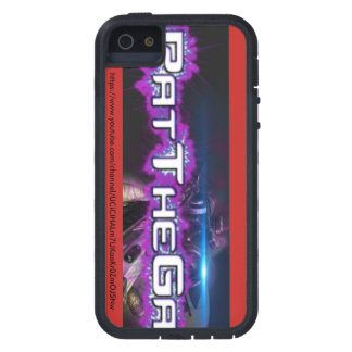 PatTheGamer Official iPhone 5 Covers