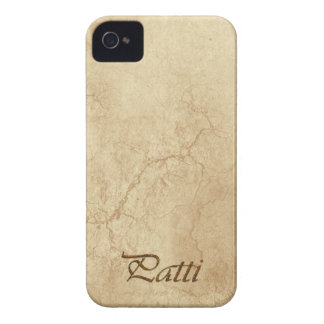 PATTI Name Branded Customised Phone Case iPhone 4 Case-Mate Case
