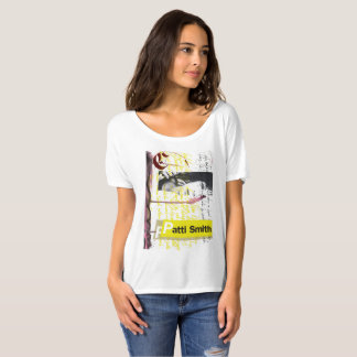Patti Smith Calligraphy 1 T-Shirt