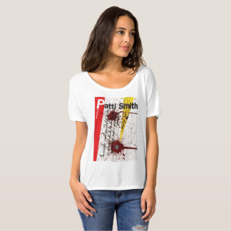 Patti Smith Calligraphy 3 T-Shirt