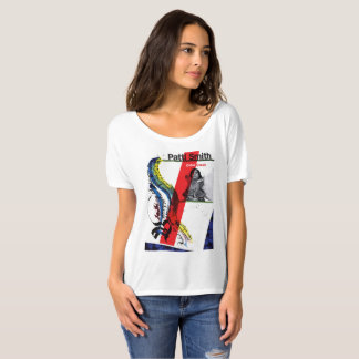 Patti Smith Calligraphy 4 T-Shirt