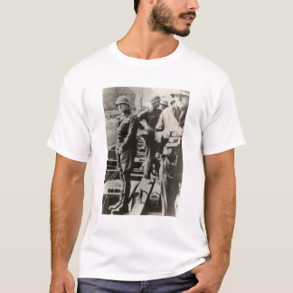 Patton pisses in Rhine River T-Shirt