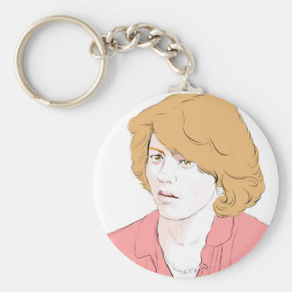 Patty Duke Keychain