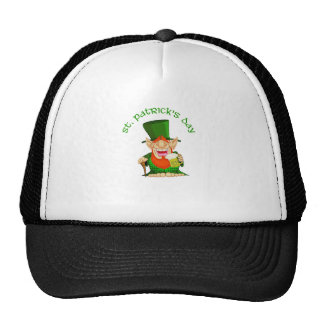 Patty O Party St Patrick s Day Trucker Hat