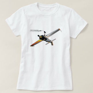 Patty Wagstaff TEAM t-shirt for gals!