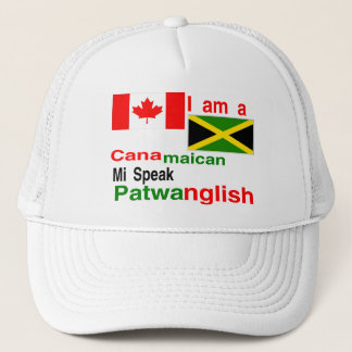 Patwanglish Trucker Hat