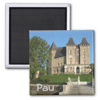 Pau Magnet