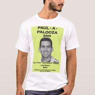 paul-a-palooza-yello T-Shirt