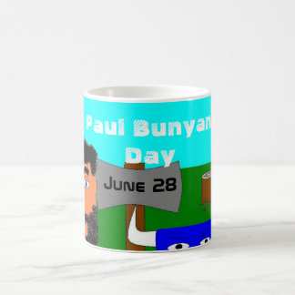 Paul Bunyan Day Coffee Mug