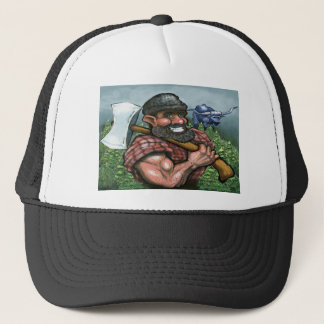 Paul Bunyan Trucker Hat