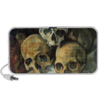 Paul C - Beaux-arts de crânes Haut-parleur Portable
