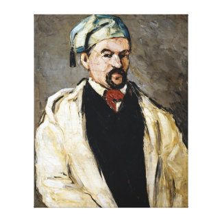 Paul Cezanne Antoine Dominique Sauveur Aubert Canvas Print