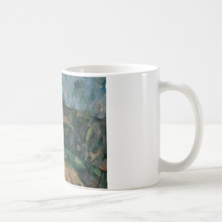 Paul Cezanne - Bend Of The Road Coffee Mug