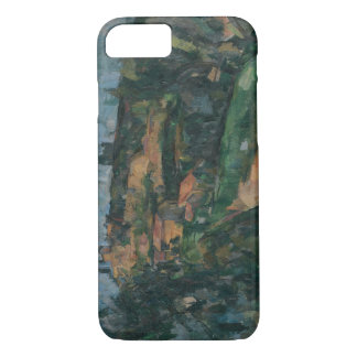 Paul Cezanne - Bend Of The Road iPhone 7 Case