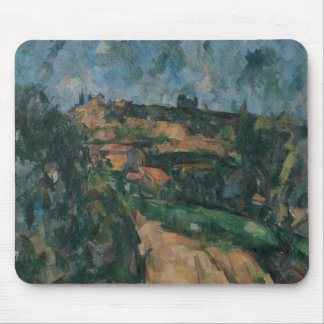 Paul Cezanne - Bend Of The Road Mouse Pad