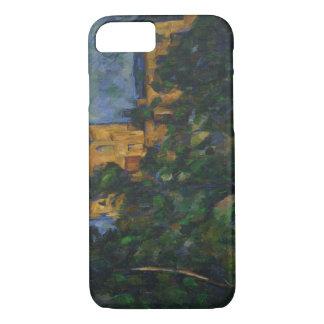 Paul Cezanne - Chateau Noir iPhone 7 Case