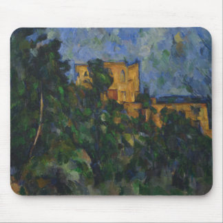 Paul Cezanne - Chateau Noir Mouse Pad