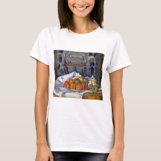 Paul Cezanne Dish of Apples T-Shirt