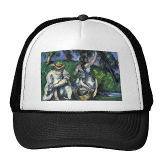 Paul Cezanne - Figures Mesh Hat