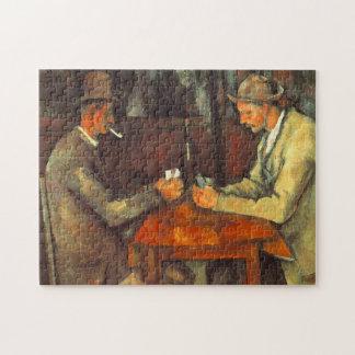 Paul Cezanne Fine Art Puzzles