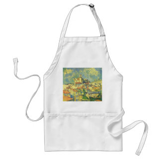 Paul Cezanne - Gardanne Standard Apron