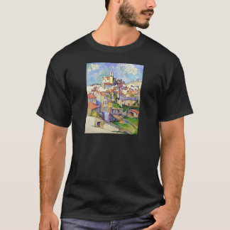 Paul Cezanne Gardanne T-Shirt