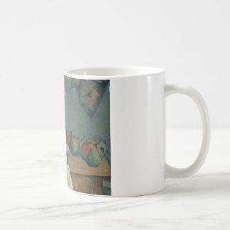 Paul Cezanne - Ginger Pot with Pomegranate Coffee Mug
