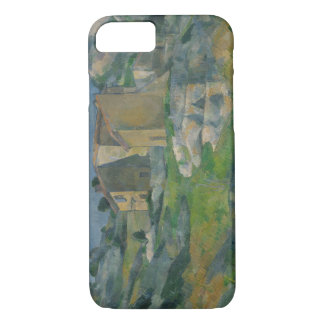 Paul Cezanne - Houses in Provence iPhone 7 Case
