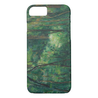 Paul Cezanne - Interior of a Forest iPhone 7 Case
