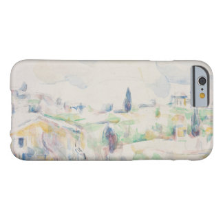 Paul Cezanne - Landscape in Provence Barely There iPhone 6 Case
