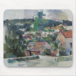 Paul Cezanne - Landscape Mouse Pad