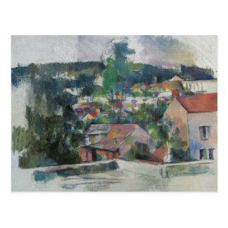 Paul Cezanne - Landscape Postcard