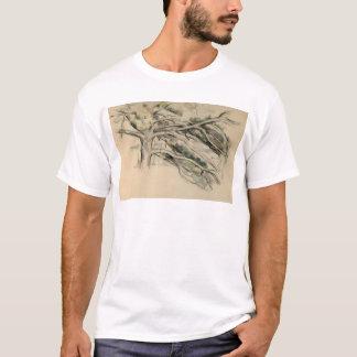Paul Cezanne Large Pine, Study T-Shirt