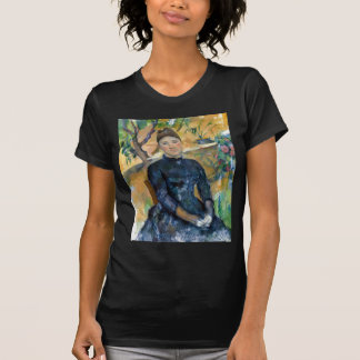 Paul Cezanne Madame Cézanne in the Conservatory T-Shirt