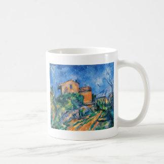 Paul Cezanne - Maison Maria Basic White Mug