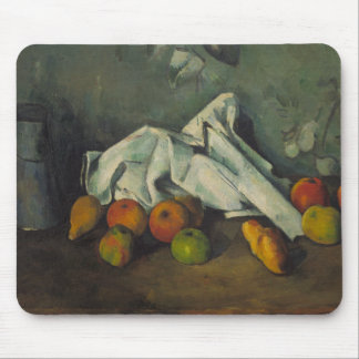 Paul Cezanne - Milk Can and Apples Mouse Pad