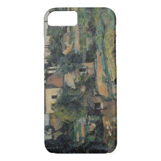 Paul Cezanne - Mill on the Couleuvre at Pontoise iPhone 7 Case