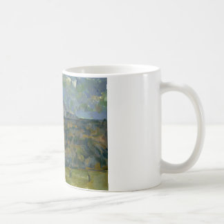 Paul Cezanne - Mont Sainte-Victoire Coffee Mug