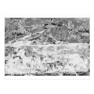 Paul Cézanne - Mont Sainte Victoire (Modified) Postcard