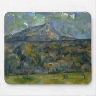 Paul Cezanne - Mont Sainte-Victoire Mouse Pad