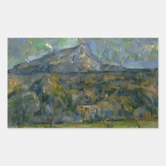 Paul Cezanne - Mont Sainte-Victoire Sticker