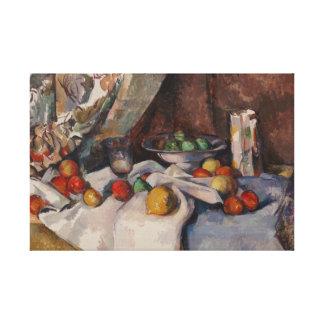 Paul Cezanne - Nature Morte Canvas Print
