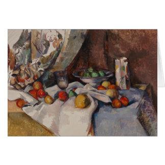 Paul Cezanne - Nature Morte Card