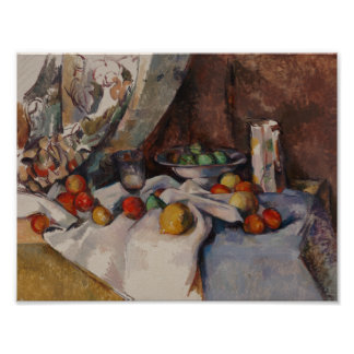 Paul Cezanne - Nature Morte Poster