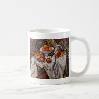 Paul Cezanne Pommes et Oranges Coffee Mug