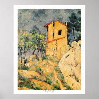 Paul Cezanne Poster