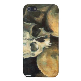 Paul Cezanne Pyramid of Skulls iPhone 5/5S Cover